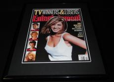 Jennifer Aniston Framed 11x14 ORIGINAL 1995 Entertainment Weekly Cover Friends