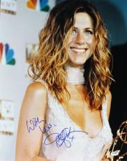 Jennifer Aniston Friends Signed 16X20 Photo PSA/DNA #U70476