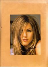 Jennifer Aniston-signed photo-15 c