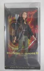 Jennifer Lawrence Hunger Games Signed Barbie Doll Certified Authentic PSA/DNA