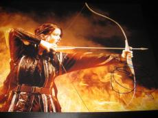 JENNIFER LAWRENCE SIGNED AUTOGRAPH 11x14 PHOTO HUNGER GAMES CATCHING FIRE PROOF