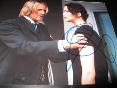 JENNIFER LAWRENCE SIGNED AUTOGRAPH 8x10 HUNGER GAMES CATCHING FIRE PROMO PROOF B