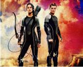 Jennifer Lawrence Signed - Autographed Hunger Games 8x10 inch Photo - Guaranteed to pass PSA or JSA - Katniss Everdeen