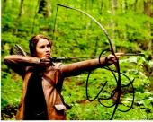 Jennifer Lawrence Signed - Autographed Hunger Games - Katniss Everdeen 8x10 inch Photo - Guaranteed to pass PSA/DNA or JSA