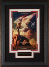 Hunger Games Catching Fire Jennifer Lawrence Signed 11x17 Po