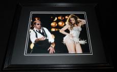 Jennifer Lopez & Les Grossman Framed 8x10 Photo Poster Tom Cruise