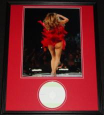 Jennifer Lopez Rear View Framed 16x20 If You Had My Love CD & Photo Display
