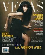 Jennifer Love Hewitt SIGNED Vegas Magazine PSA/DNA AUTOGRAPHED
