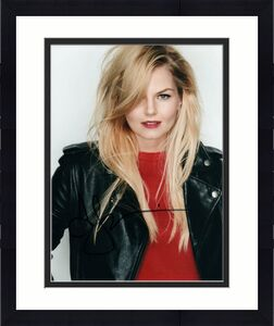 Jennifer Morrison Once Upon A Time Signed Autographed Photo UACC RD AFTAL RACC T