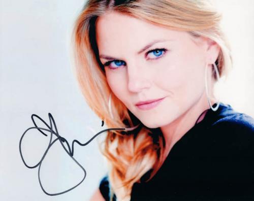 Jennifer Morrison Once Upon A Time Signed Photo UACC RD AFTAL RACC TS