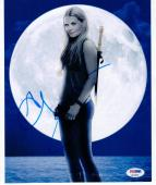 Jennifer Morrison signed 8x10 photo Emma Swan PSA/DNA Once Upon a Time