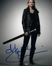 Jennifer Morrison Signed Autographed 8x10 Photo Once Upon A Time House COA VD