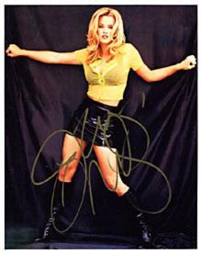 Jenny McCarthy Autographed Celebrity 8x10 Photo