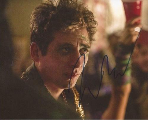 Jeremy Allen White signed Shameless 8x10 photo autographed Lip Gallagher Proof