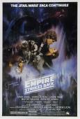 "Jeremy Bulloch ""Boba Fett"" Signed Star Wars Empire Strikes Back 24x36 Movie Poster - Alternate"