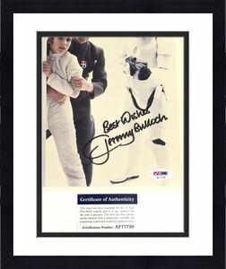 Jeremy Bulloch signed 8x10 photo PSA/DNA Autographed