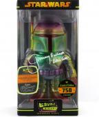Jeremy Bulloch Signed Funko Pop Star Wars Boba Fett Hikari Figure - LE 750