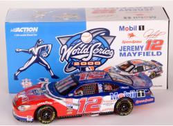 Jeremy Mayfield #12 World Series 2000 NASCAR 1:24 Diecast Car