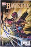 Jeremy Renner Hawkeye Autographed The High Hard Shaft Part 4 Comic Book - JSA