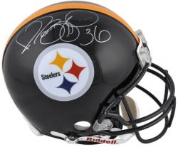 Pittsburgh Steelers Jerome Bettis Autographed Pro Line Helmet