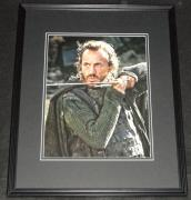 Jerome Flynn Game of Thrones Bronn Framed 11x14 Photo Poster
