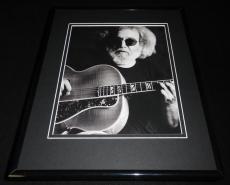 Jerry Garcia Grateful Dead Framed 8x10 Photo Poster B