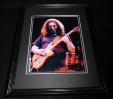Jerry Garcia Grateful Dead in Concert Framed 8x10 Photo Poster