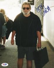 Jerry Garcia Grateful Dead Signed 8X10 Photo PSA/DNA #P02506