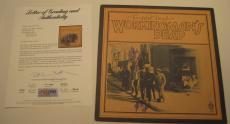 JERRY GARCIA & MICKEY HART Signed GRATEFUL DEAD Album w/ PSA COA GRADED 10