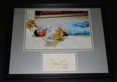 Jerry Lewis Facsimile Signed Framed 11x14 Photo Display