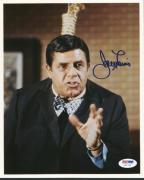 Jerry Lewis Signed 8X10 Photo Autographed PSA/DNA #U65788