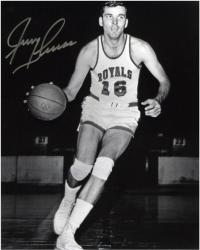 "Cincinnati Royals Jerry Lucas Autographed 8"" x 10"" Photo"