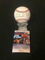 Jerry Maren Karl Slover M. Pellegrini The Wizard of Oz Munchkins Signed Baseball
