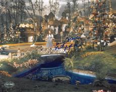 Jerry Maren Signed Wizard of Oz Authentic Autographed 8x10 Photo PSA/DNA #J64626