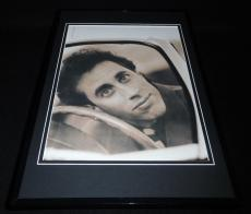 Jerry Seinfeld 1996 Framed 11x17 Photo Poster Display