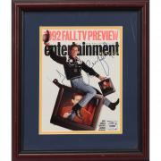 Jerry Seinfeld Autographed Entertainment Weekly from September 11, 1992 - PSA/DNA