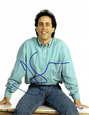 Jerry Seinfeld Autographed Signed 11x14 Photo Certified Authentic PSA/DNA