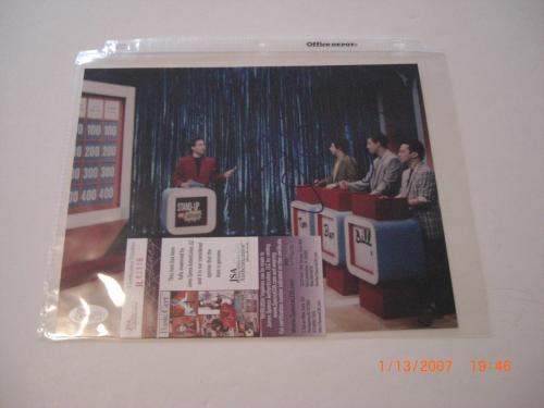 Jerry Seinfeld Famous Actor/comedian Jsa/coa Signed 8x10 Photo