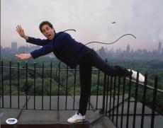 Jerry Seinfeld Signed 11x14 Photo Authentic Autograph Psa/dna #j03403