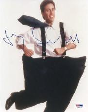 Jerry Seinfeld Signed 8X10 Photo Autographed PSA/DNA #I85894