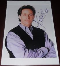 JERRY SEINFELD Signed Auto 11x14 Photo JSA COA