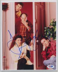 JERRY SEINFELD SIGNED AUTO PSA DNA 8x10 PHOTO 74069