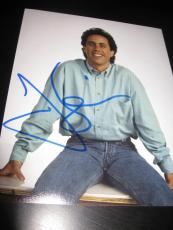 JERRY SEINFELD SIGNED AUTOGRAPH 8x10 PHOTO PROMO TELEVISION ICONIC COMEDIAN NY D