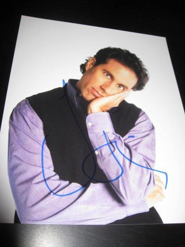 JERRY SEINFELD SIGNED AUTOGRAPH 8x10 PHOTO SEINFELD PROMO IN PERSON COA AUTO B