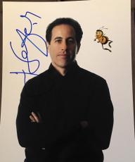 JERRY SEINFELD SIGNED AUTOGRAPH FULL NAME CLASSIC PROMO 8x10 PHOTO COA