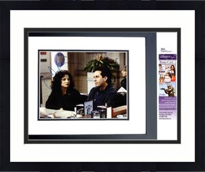 Jerry Seinfeld Signed - Autographed SEINFELD 11x14 inch Photo + JSA Certificate of Authenticity