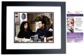 Jerry Seinfeld Signed - Autographed SEINFELD 11x14 inch Photo - BLACK CUSTOM FRAME - JSA Certificate of Authenticity