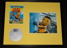 Jerry Seinfeld Signed Framed 16x20 Bee Movie DVD & Photo Set JSA B