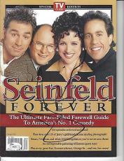 Jerry Seinfeld Signed Magazine JSA COA