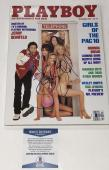 Jerry Seinfeld Signed Playboy Magazine Autograph 10/93 Proof Beckett Coa